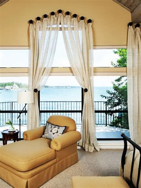 bedroom window covering ideas dreamy bedroom window treatment ideas stylish