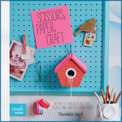 paper craft books the papercraft post book review scissors paper craft