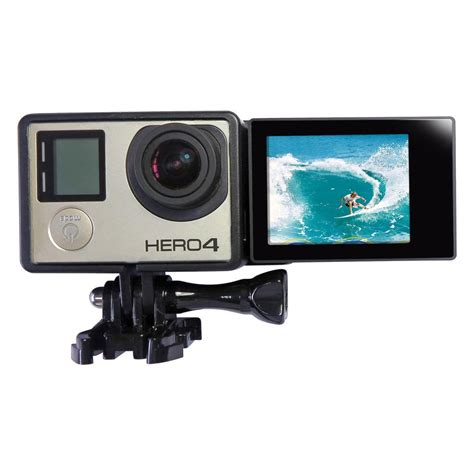 gopro hero 3 sale lcd bacpac touch screen viewer display adapter camera