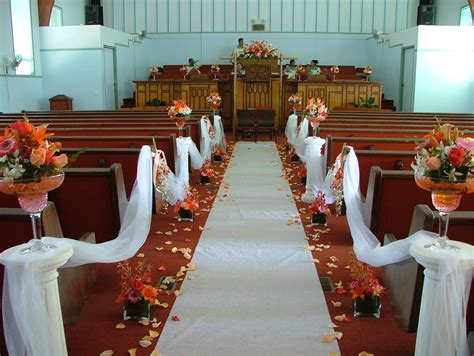 church decorations pictures fashion on the wedding church decorations