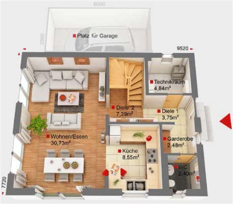 Danwood Haus Kamin by Einfamilienhaus Bauen Preiswertes Hausprogramm F 252 R Die
