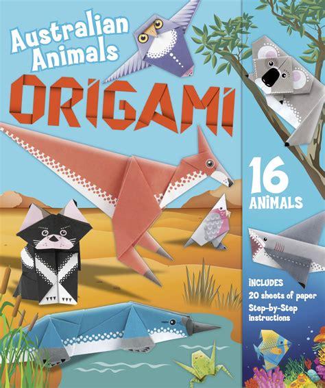 origami australian animals smyth