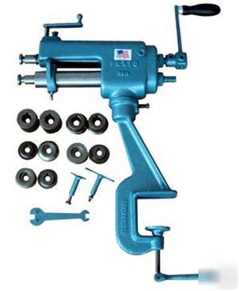 pexto 622 beading machine pexto 622 rotary machine sheet metal fabrication hvac