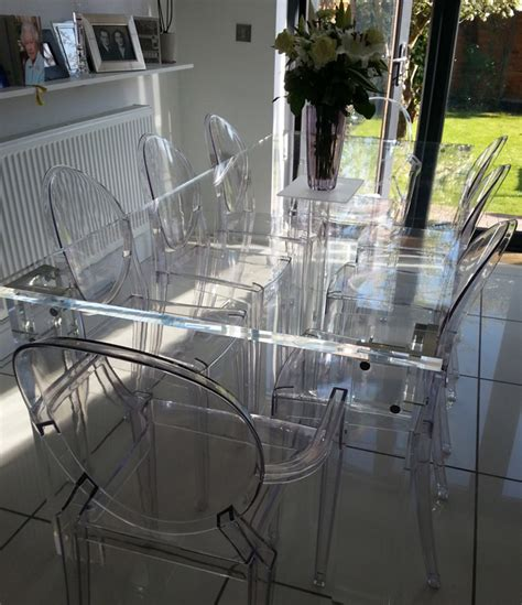 acrylic kitchen table perspex fabrication and acrylic fabrication perspex