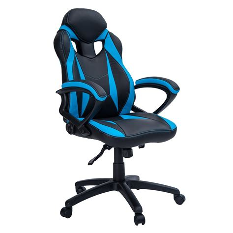 Home Style Gaming Chair by Merax Ergonomic Racing Style Leather Gaming Chair Lummyshop