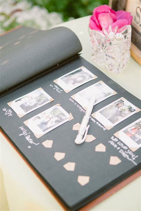 polaroid picture wedding guest book 25 best ideas about polaroid guest books on