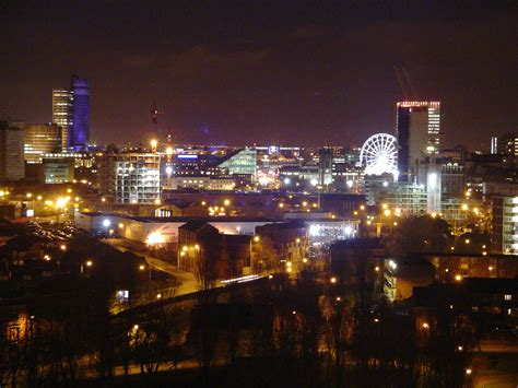 nights manchester file manchester skyline from tower block jpg wikimedia