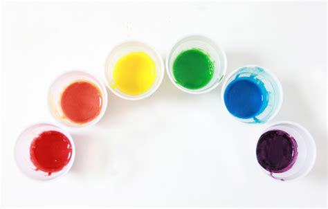 edible paint india how to make edible paint for rainbow toast