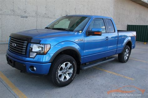 2012 Ford F150 Fx4 by 2012 Ford F 150 Supercab Fx4 Luxury Pkg Envision Auto