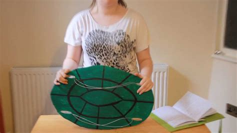 how to make a turtle out of how to make a turtle shell