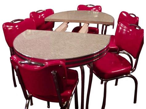 vintage kitchen tables retro table and chairs for your wonderful house seeur