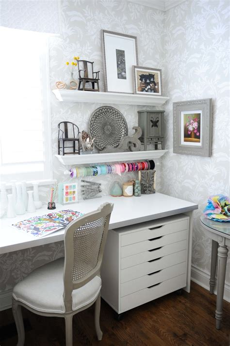 shabby chic home office 15 fresh home office design ideas
