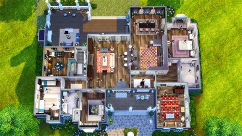 sims 3 4 bedroom house design sims 3 5 bedroom house sims home design and home plan