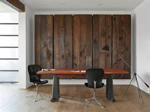 modern wood wall 25 ingenious ways to bring reclaimed wood into your home