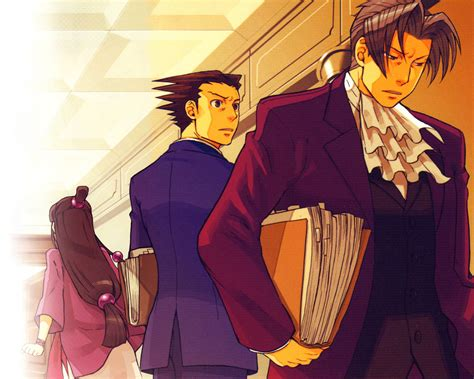 ace attorney ace attorney wallpaper 1280x1024 wallpoper 347636