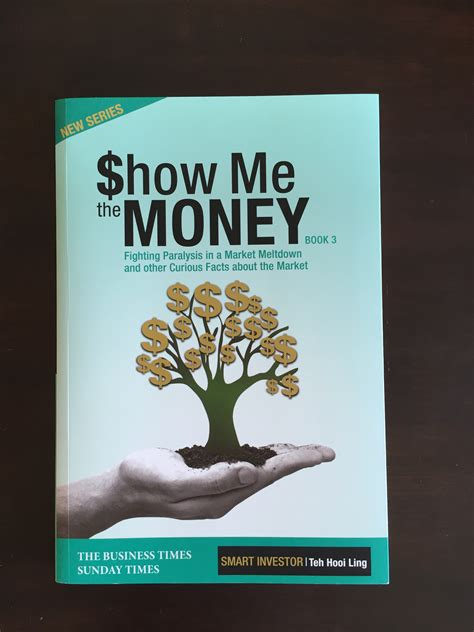 show me book pictures show me the money book 3 by teh hooi a book
