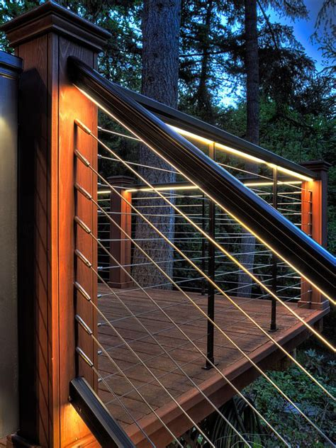 how to put lights in decking the 25 best outdoor step lights ideas on