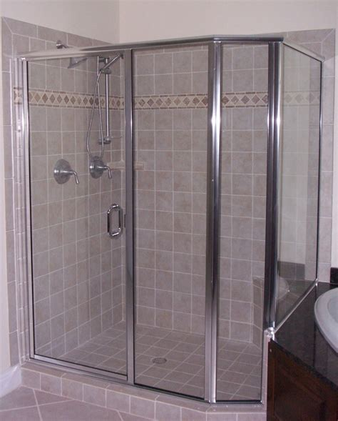 shower door replacement shower door frame replacement edfred corp how to clean a