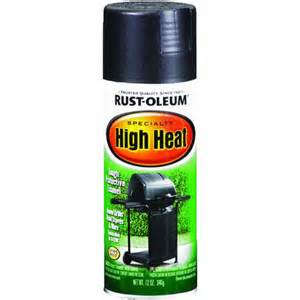 home depot paint guard rust oleum high heat spray enamel blk hi heat paint ebay