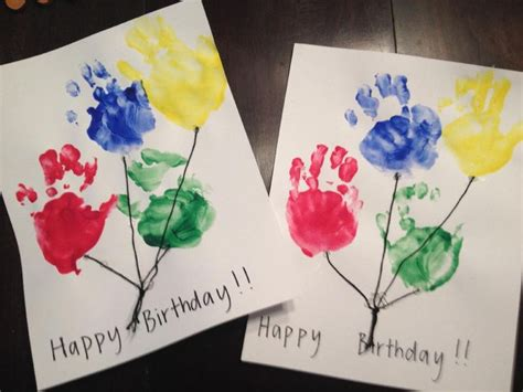 birthday craft ideas for birthday card craft ideas for toddlers birthday card ideas