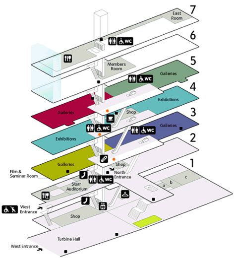 Tate Modern Floor Plan 28 tate modern floor plan floor plan picture of