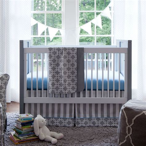 grey nursery bedding set giveaway crib bedding set from carousel designs