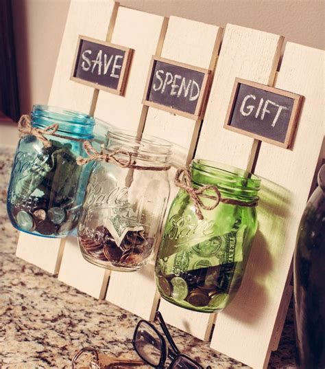 money craft projects 25 unique money jars ideas on travel fund