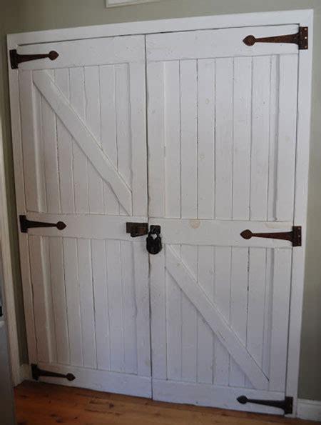 barn door style closet doors closet door ideas that add style and character