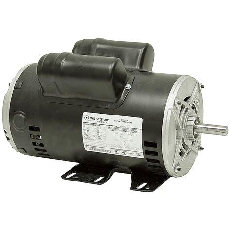 Electric Blower Motor by Emerson Air Pressor Motor Wiring Diagram Emerson Blower