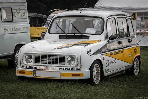 Renault R4 by Renault R4 Beim Renaultoloog Festival 2014 Tuning De