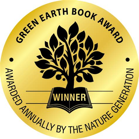 picture book awards green earth book award the nature generation