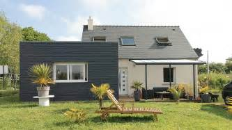 extension maison bois prix m2 exemple de r 233 alisations abbc