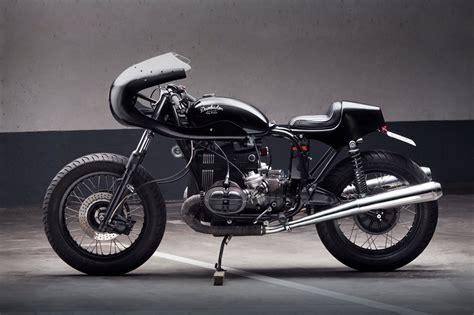 Bmw R100 by Bmw R100 7 Cafe Racer By Dumbador Bikebound
