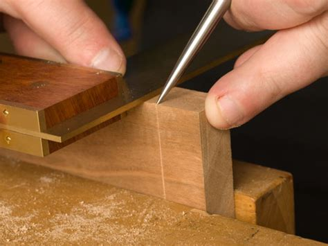 woodwork marking layout move the square to the marking tool not the