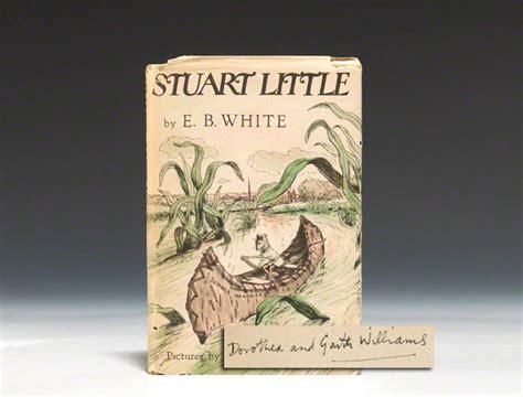 stuart book pictures e b white stuart edition signed