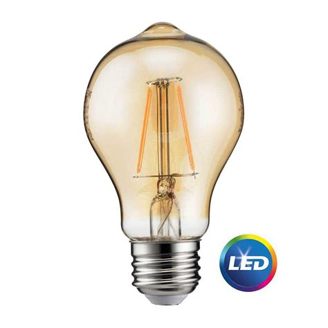 led vintage light bulbs philips 60w equivalent vintage soft white a19 dimmable led