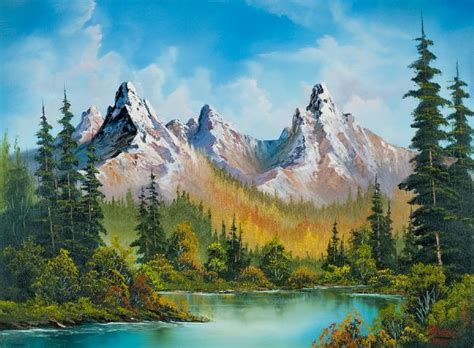 bob ross paintings for sale 25 best ideas about bob ross paintings on bob