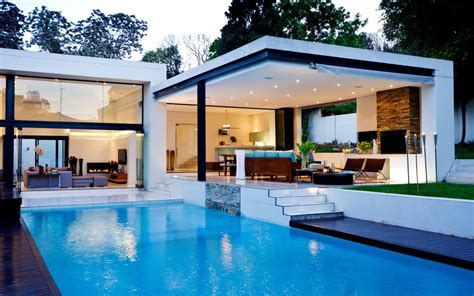 house with swimming pool beautiful white house with swimming pool