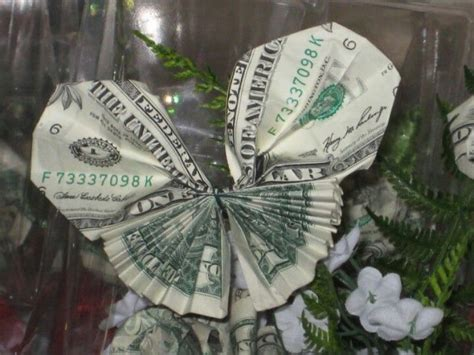 money origami butterfly dollar origami money butterfly do it myself