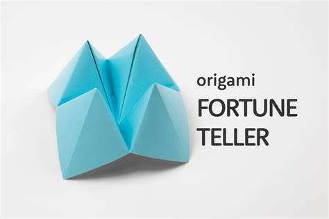 fortune origami how to make an origami cootie catcher