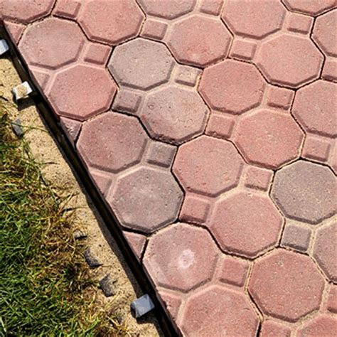 octagon patio pavers 1000 images about garden on backyard