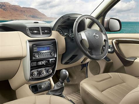 renault duster vs nissan terrano an expert comparison - Interior Nissan Terrano