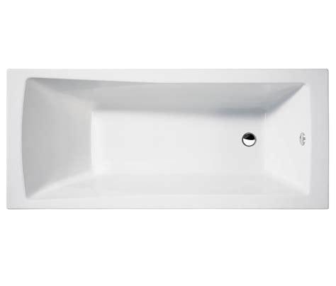 Designer Kitchen Accessories cleargreen sustain rectangular single ended bath 1700 x