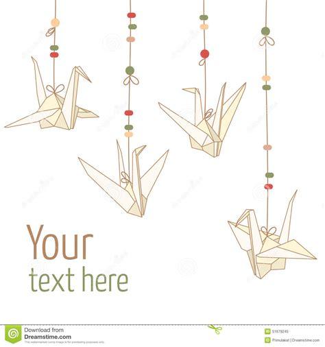 origami crane template paper crane clip 55