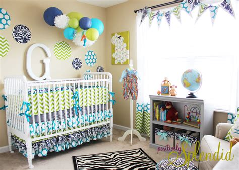 baby nursery decor baby boy nursery tour positively splendid crafts
