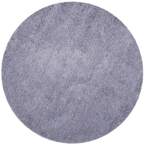 4 ft area rugs safavieh classic shag lilac 4 ft x 4 ft area rug