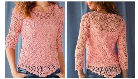 crochet paso a paso blusas a crochet paso a paso imagui