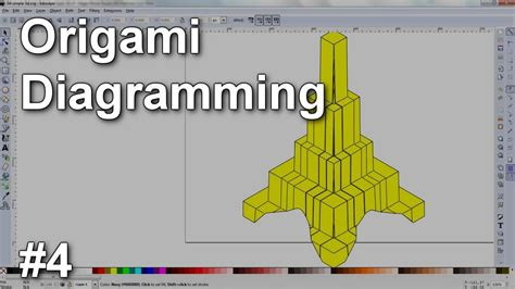 origami software free origami diagramming 4 simple 3d objects