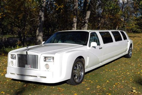 Rolls Royce Limo Rental by Rolls Royce Phantom Limousine