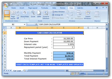 how to make a car payment with a credit card car loan calculator